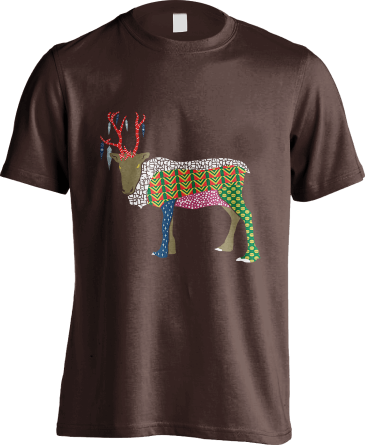 Abstract Reindeer [Men's] Thumbnail