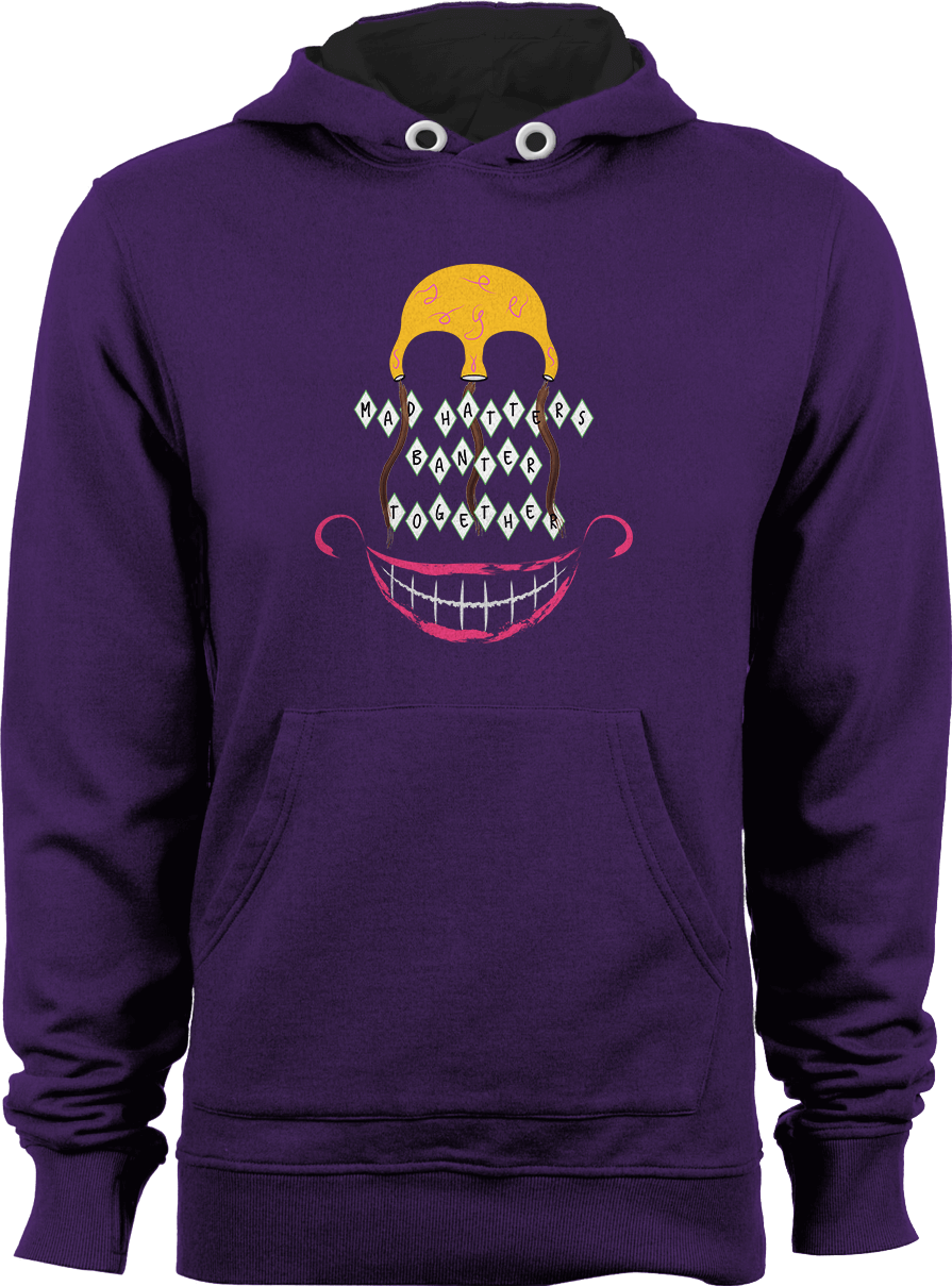 Mad Hatters Hoodie Thumbnail