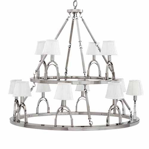 Chandelier Jigger Two Tier