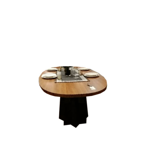 Dining Table Umbria Oval 240x120x76 cm