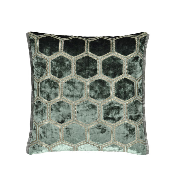 Manipur Jade Cushion