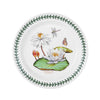 Portmeirion Exotic Botanic Garden Pasta Bowl White Waterlily