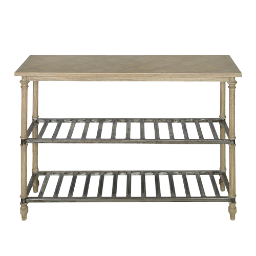Table Etagere Metal