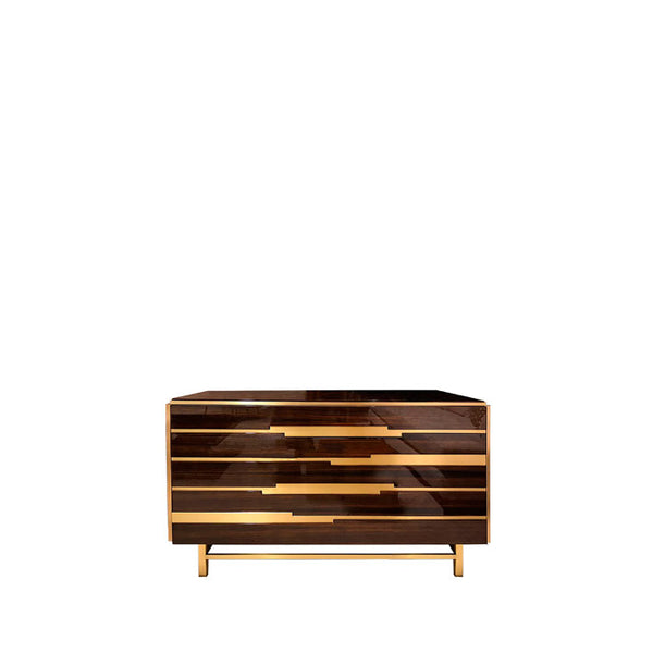 Chest of Drawers Marvic 115x52x80cm