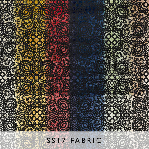 Fabric Paseo Sunset Arlequin