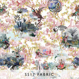 Christian Lacroix Fabric Reveries Tomette