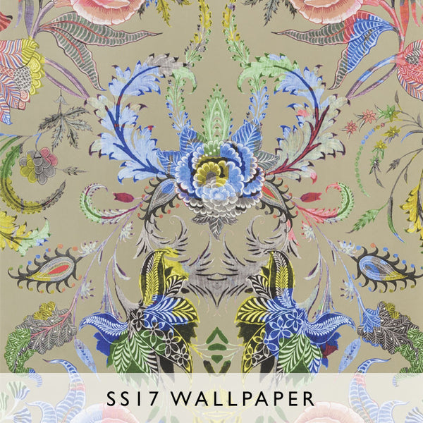 Wallpaper Noailles Or | Christian Lacroix
