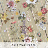 Wallpaper Rocaille Or | Christian Lacroix
