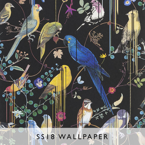 Wallpaper Birds Sinfonia Crepuscule
