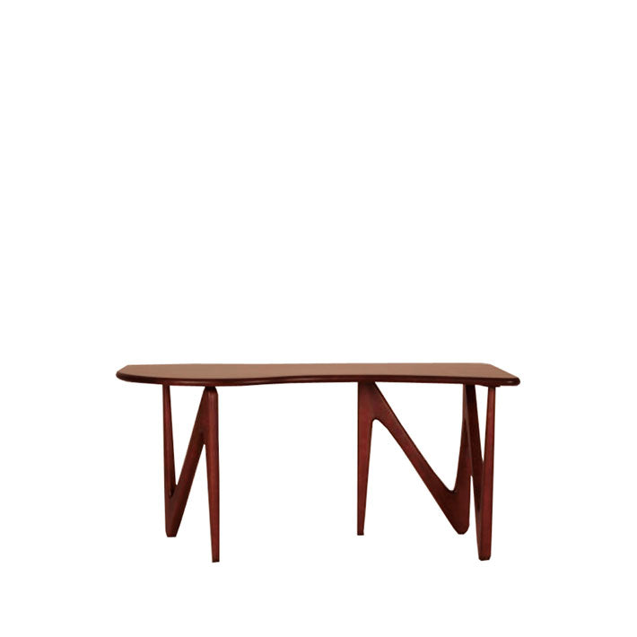 Desk Table AD Walnut 162x68x75cm