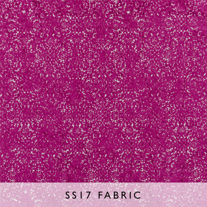 Fabric Cabochette Cassis