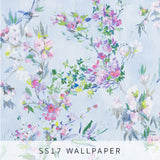 Wallpaper Faience Sky