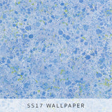 Wallpaper Lustro Cerulean