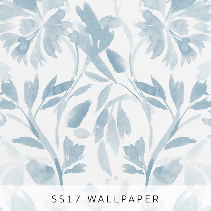 Wallpaper Patanzzi Slate Blue