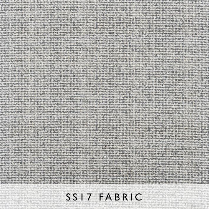 Fabric Reticello Graphite