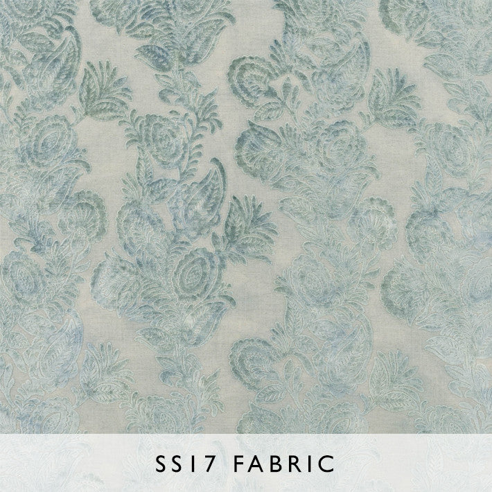 Fabric Zanfirico Duck Egg