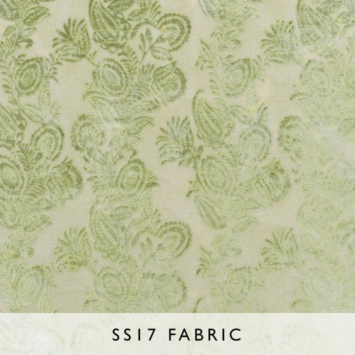 Fabric Zanfirico Pear