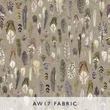 Fabric Quill Natural
