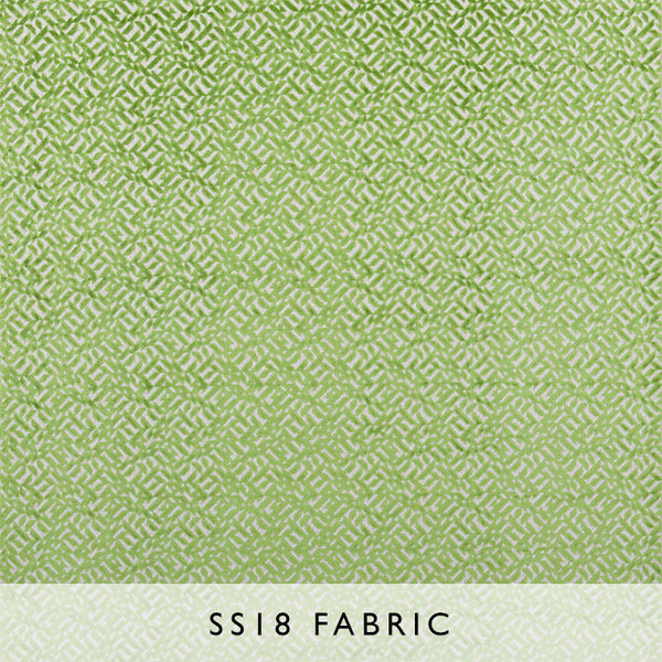 Fabric Dufrene in Grass | Designers Guild SS18 | Janine Kuala Lumpur