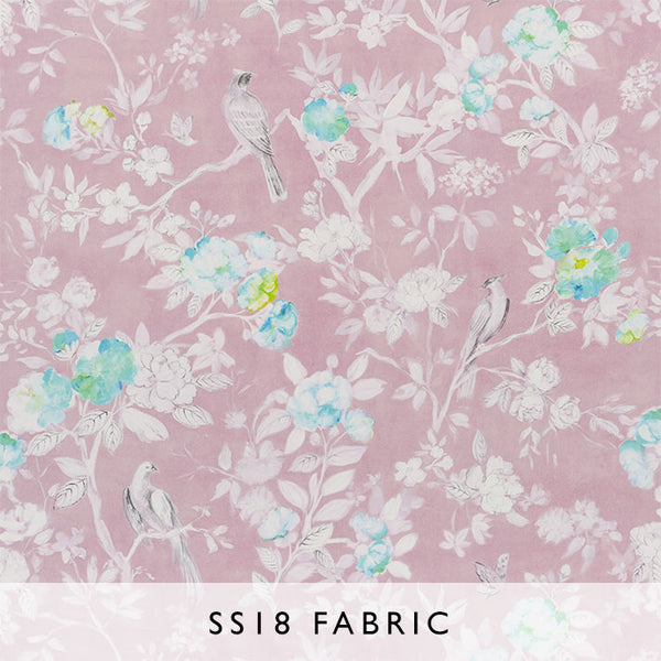 Fabric Pontoise in Blossom | Designers Guild SS18 | Janine Kuala Lumpur
