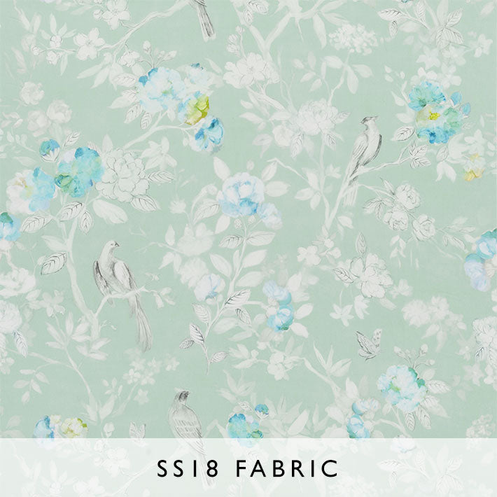 Fabric Pontoise in Pale Jade | Designers Guild SS18 | Janine Kuala Lumpur
