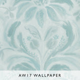 Wallpaper Angelique Damask Jade