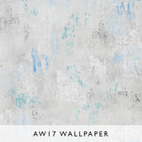 Wallpaper Impasto Azure