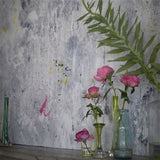 Wallpaper Corneille - Slate Blue