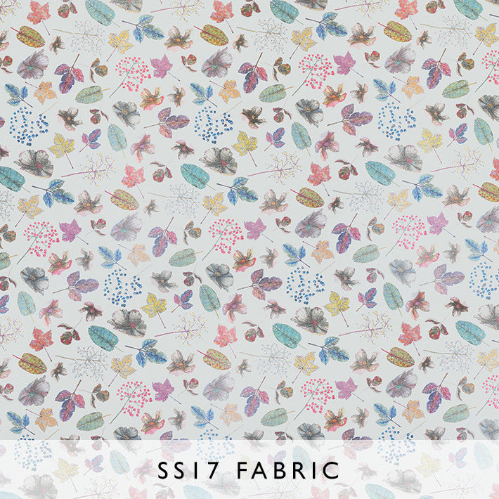 Fabric Enchanted Gardens Woodland Sheer