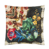 Gentiane Africana Argile Cushion by Christian Lacroix