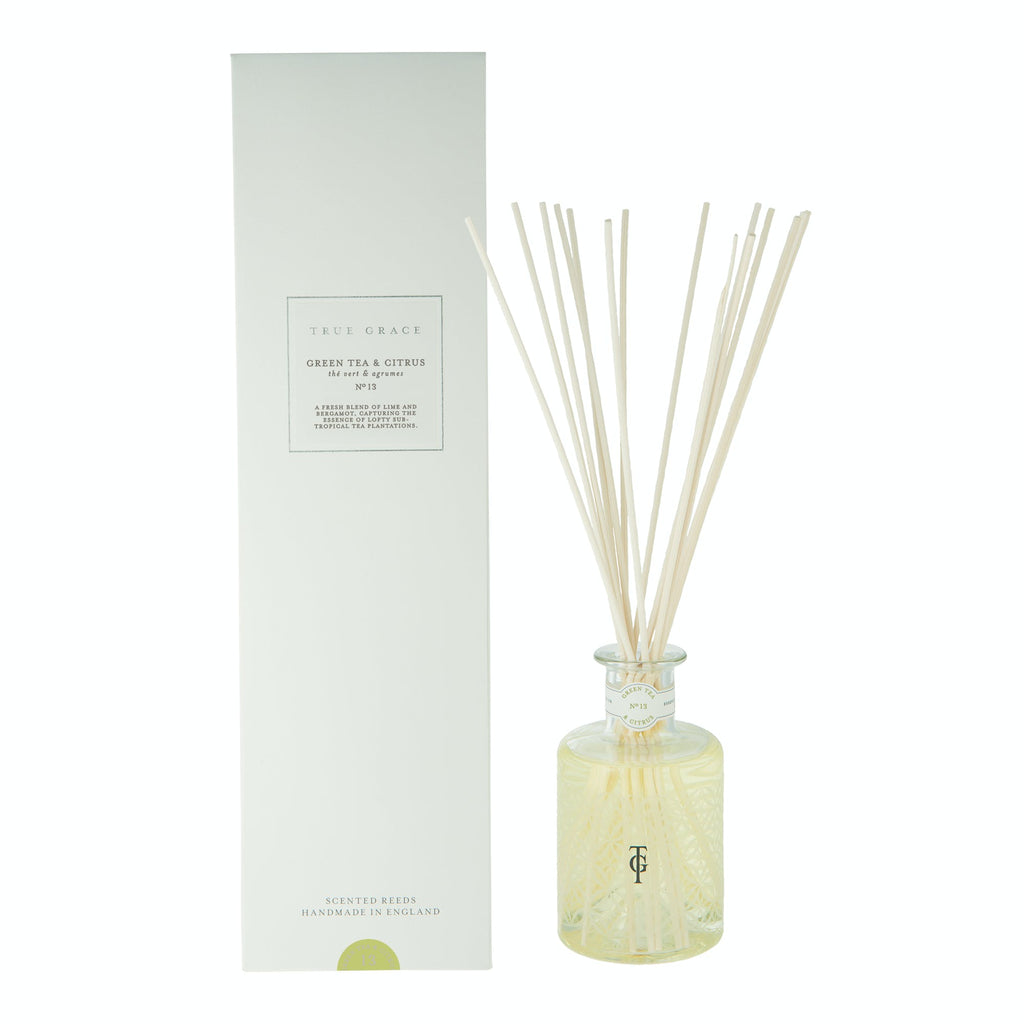 Village Room Diffuser Green Tea & Citrus