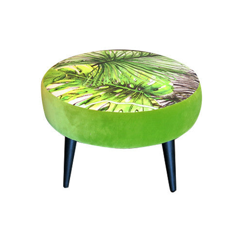 Meringue Footstool Christian Lacroix Soft Jardin