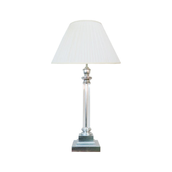 Picadilly Table Lamp White