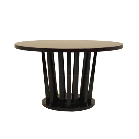 Dining Table Tarso Ebony