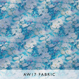 Fabric Water Lily Sheer