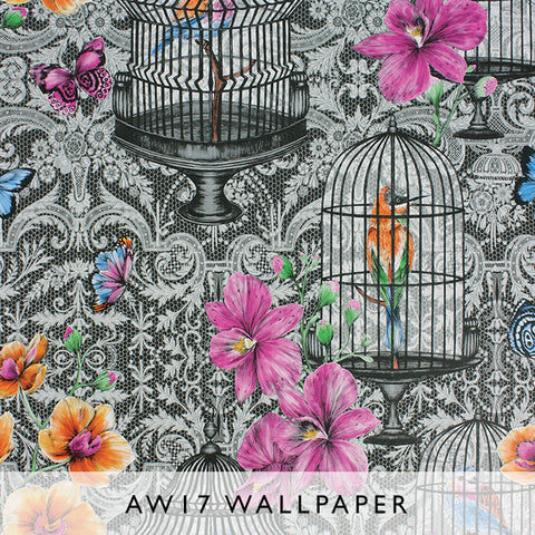 Wallpaper Orangery 01