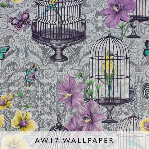 Wallpaper Orangery 02