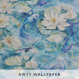 Wallpaper Water Lily 01