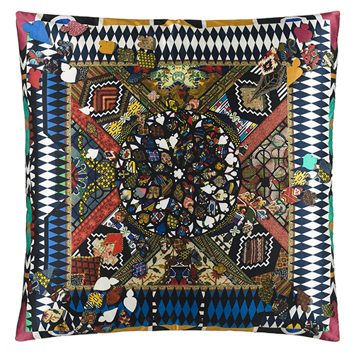 Mystere Arlequin Cushion by Christian Lacroix