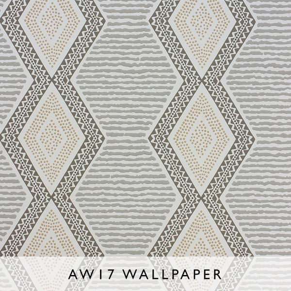 Nina Campbell Wallpaper Belle Ile Collection Les Reves AW17 Janine Kuala Lumpur