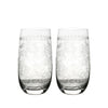 Botanic Garden Crystal Highballs (Set of 4) | Portmeirion