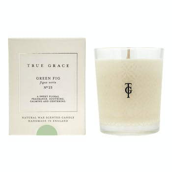 Village Classic Candle Green Fig