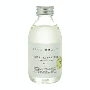 Village Room Diffuser Refills Green Tea & Citrus - 200ml (Reeds Included)