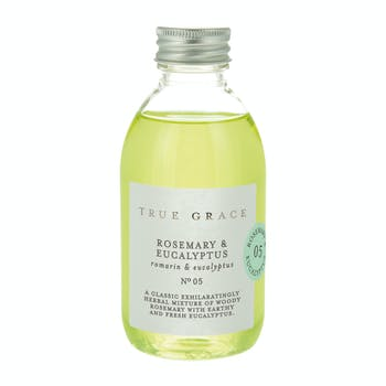 Village Room Diffuser Refills Rosemary & Eucalyptus - 200ml (Reeds Included)
