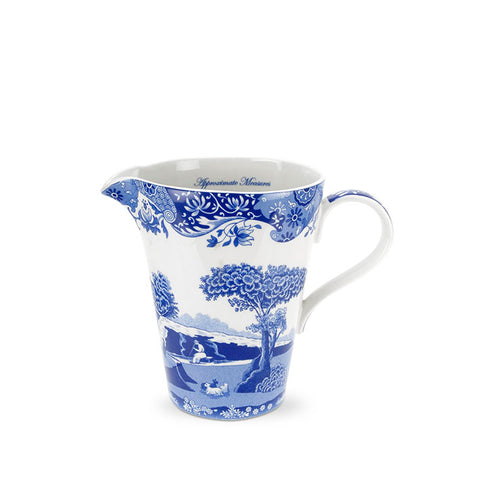 Blue Italian Measuring Jug