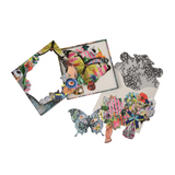 Christian Lacroix Papier Frivolités Fan-shaped Note Cards