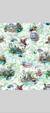 Wallpaper Reveries Vert Buis | Christian Lacroix full