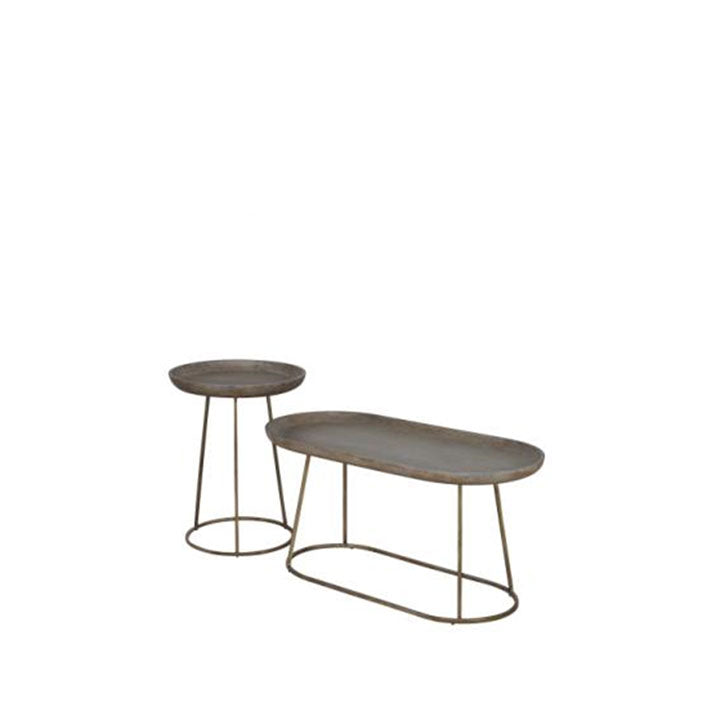 Mongo L & S Coffee Tables