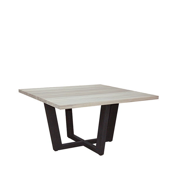 Ivy Square Dining Table by Woven Plus at Janine Home