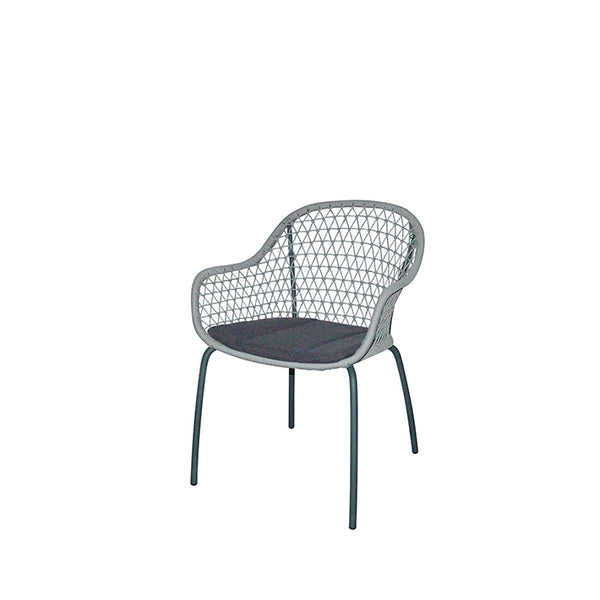 Lola Dining Accent Chair by Woven Plus